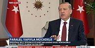 Cumhurbaşkanı Erdoğan müdahale etti onlar da sahneye çıktı