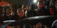 Cumhurbaşkanı Erdoğan Taziye Ziyaretinde Bulundu