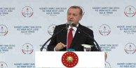 Cumhurbaşkanı Erdoğan Tören'de Konuştu
