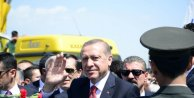 Cumhurbaşkanı Erdoğan TUSAŞın açılışını yaptı