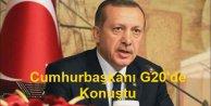 Cumhurbaşkanı G20 zirvesinde kamuya ve özel sektöre çağrı yaptı