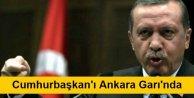 CumhurBaşkanı Recep Tayyip Erdoğan katliam bölgesinde