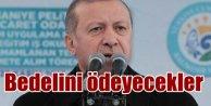 Cumhurbaşkanı Recep Tayyip Erdoğan Tahir Elçi için konuştu
