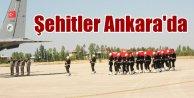 Dağlıca Şehitleri Ankara'da: Dualarla uğurluyoruz