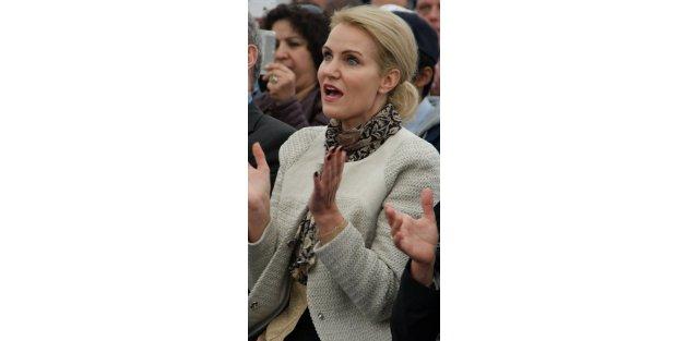 Danimarka vatandaşlığına geçen göçmenler için tören düzenlendi