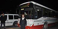 Saldırıya uğrayan otobüs şoförü isyan etti: Emeğimize yazık