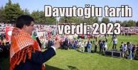 Davutoğlu Cihan devleti için tarih verdi; 2023