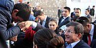 Davutoğlu: Güzel Türkçemizle, güzel Kürtçemizi kardeş yapmaya geldik - ek fotoğraf