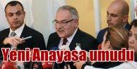 Davutoğlu Kılıçdaroğlu görüşmesi'nde yeni Anayasa umudu