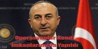 DEAŞ ve PKKya karşı yapılan Operasyonlar Kendi İmkanlarımızla Yapıldı