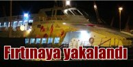 Deniz Otobüsü'nde can pazarı; Marmara'da fırtınaya yakalandı