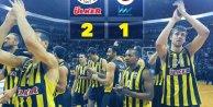Dev Derbinin Galibi Fenerbahçe Ülker