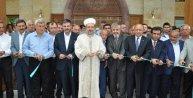 Diyanet İşleri Başkanı, Ak Partili Belediye Başkanının yaptırdığı camiyi açtı