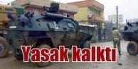 Diyarbakır Sur'da son durum, Giriş yasağı kalktı