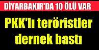 Diyarbakır'da 10 ölü var