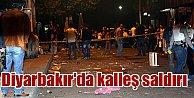 Diyarbakır'da Astsubaya kalleş saldırı