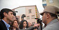 Diyarbakırda Dbpnin Yürüyüşüne Polis İzin Vermedi