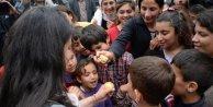 Diyarbakır'daki Ezidiler bayramlarını kutladı