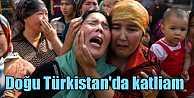 Doğu Türkistan'da katliam, 50 Uygur Türk'ü öldürüldü