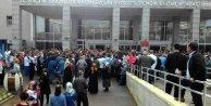 Doktorlar Odası hastane önlerinde eylemler yaptı