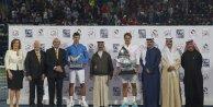 Dubai Duty Free Tenis Turnuvasında şampiyon Federer