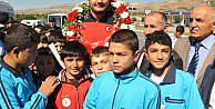 Dünya Şampiyonu Akgüle Sivasta Coşkulu Karşılama