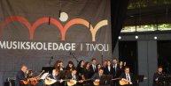 Dünyanın en eski eğlence parkı Tivolide Türkiye rüzgârı esti
