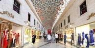 'Dünyanın ilk alışveriş merkezi' yenilendi