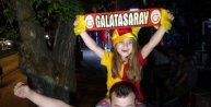 Edirne ve Tekirdağda sarı kırmızı şampiyonluk coşkusu