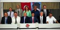 Eğitimciler, okulda yapılan  Yeni Türkiye ve Başkanlık Sistemi panelini yargıya taşıyor