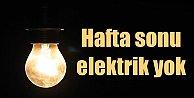 Elktrik kesintisi olan ilçeler?, Elektrikler ne zaman gelecek?