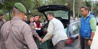 Endemik bitki toplayan Macar profesör ve 2 araştırmacı yakalandı