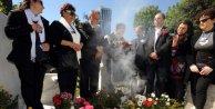 Er Sevag Balıkçı, mezarı başında anıldı