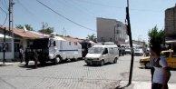 Erciş'te DBP'nin yürüyüşüne izin verilmeyince olay çıktı
