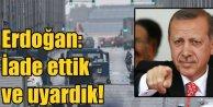 Erdoğan iade ettik dedi, Hollanda Belçika karıştı