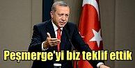 Erdoğan, Kobaniyi Obamaya ben söyledim