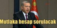 Erdoğan, Terörle macadeleden geri adım atılmayacak