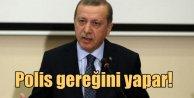 Erdoğandan Çağlayan baskını için ilk açıklama