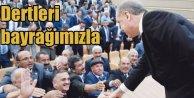Erdoğandan HDPye bayrak çıkışı: Hani bayrakla sorununuz yoktu?