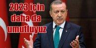 Erdoğan'dan yeni yıl mesajı: '2023'e doğru daha önemli adımlar atılacak