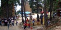 Ermenilerin iadesini istediği manastıra çocuk parkı yapıldı