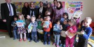 Essende anaokulunda Türkçe eğitim veriliyor