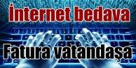 Evlere internet bedava; Adil Kullanım Kotası patlayacak