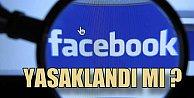 Facebook ve İnstagrama girilemiyor: Facebook yasaklandı mı?