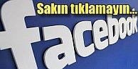Facebookta mağdur olmak istemiyorsanız sakın bunu tıklamayın
