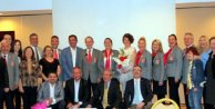 Fatih Portakal'a Meslek Hizmet ödülü