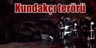 Fatih'te Kumkapı'da 7 lüks araç kundaklandı