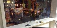 Fenerbahçe Kulübünün Ankara Şubesine saldırı