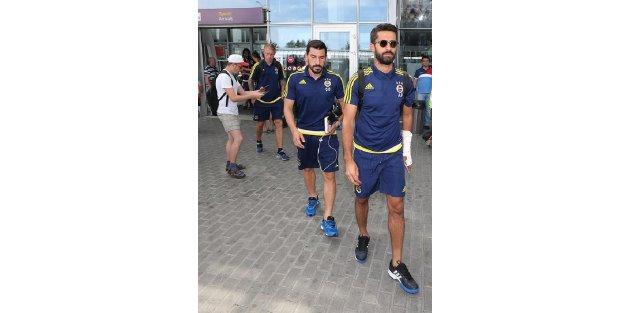 Fenerbahçe, Lvive ulaştı
