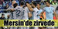 Fenerbahçe, Mersinde zirveye oturdu